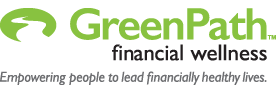 GreenPath logo with tagline