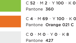 Primary Print Palette